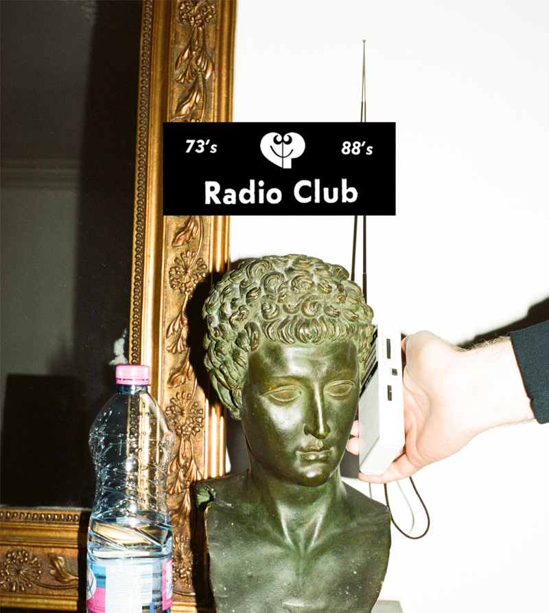 P.A.M x Carhartt WIP Radio Club Collection