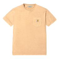 Dusty H Brown Garment Dyed