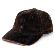 Madison Cord Logo Cap