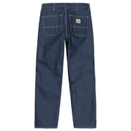 Simple Pant Blue Rigid