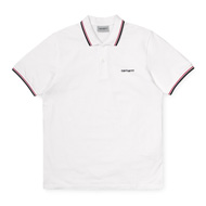 S/S Script Embroidery Polo