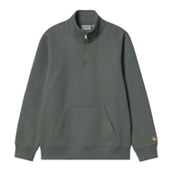 Chase Neck Zip Sweat