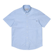 S/S Button Down Pocket Shirt