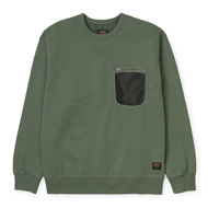 Military Mesh Pocket Sweat