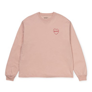 W' L/S Eve Heart T-Shirt