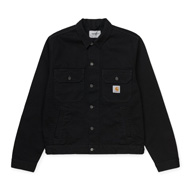 Stetson Jacket Black Rinsed