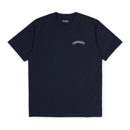 Dark Navy / White