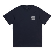 S/S Waving State Flag T-Shirt