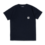 W' S/S Carrie Pocket T-Shirt