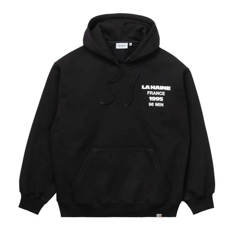 La Haine Hooded Sweatshirt
